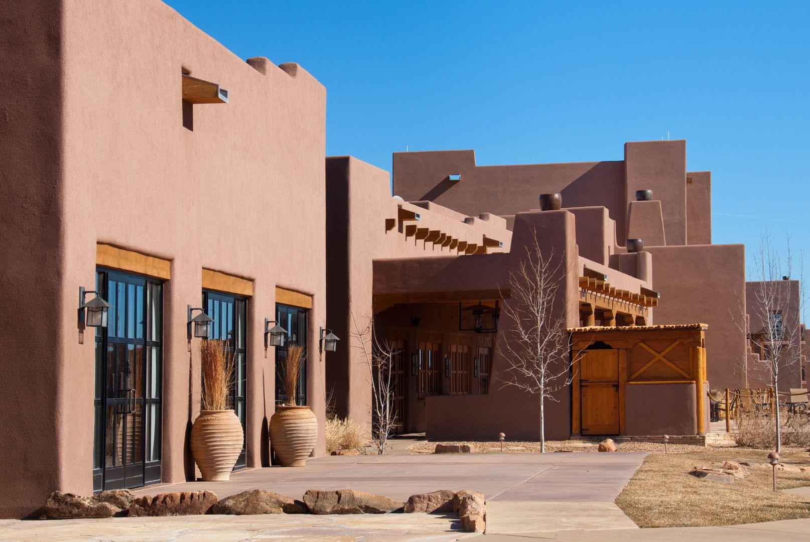 Pueblo buildings architecture new mexico pueblo for Adobe construction pueblo co