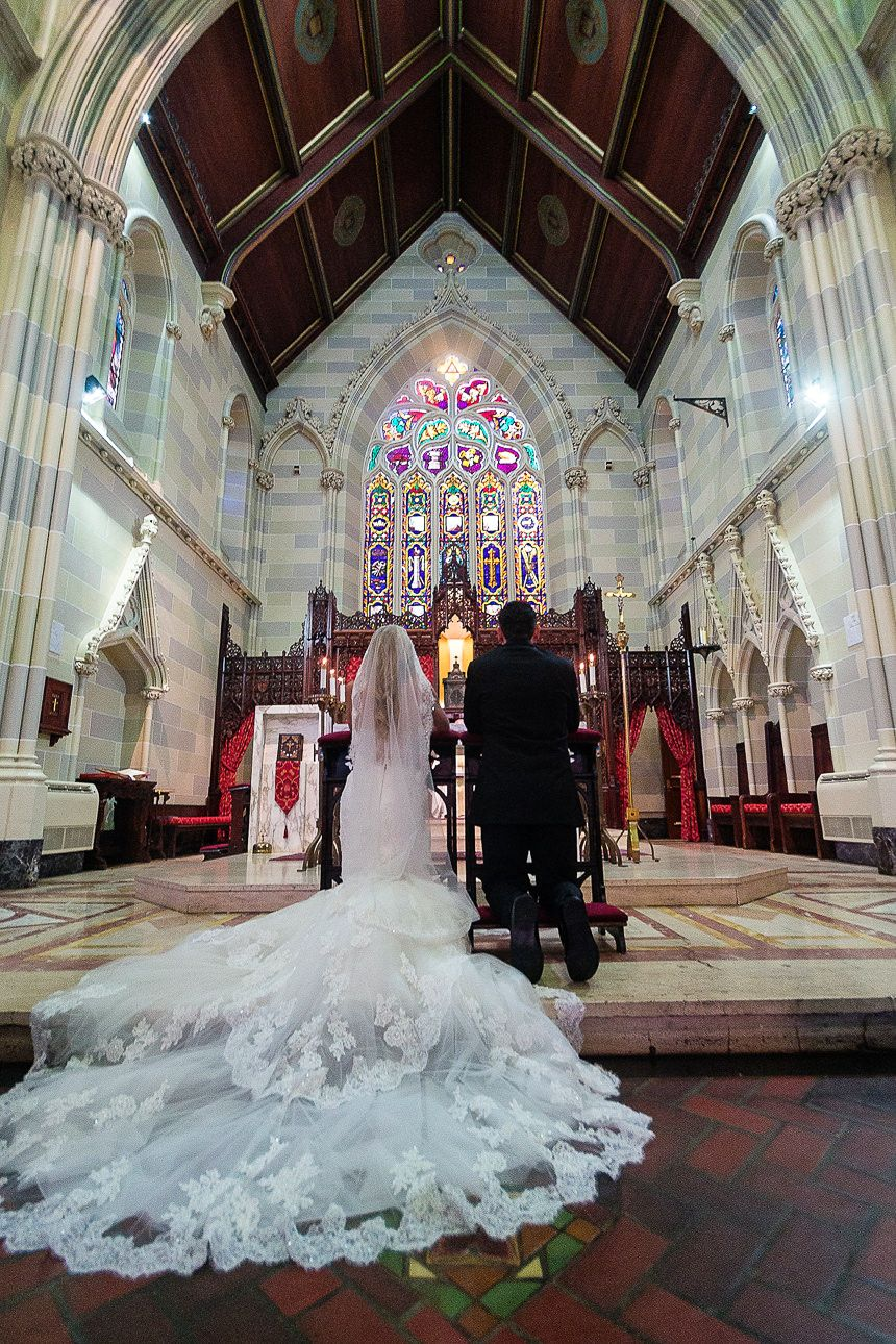 Wedding At The St Mary S Roman Catholic Church In Newport Destination Photographer Freire