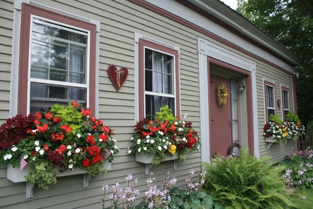 How To Create a Window Box that Pops in the Shade