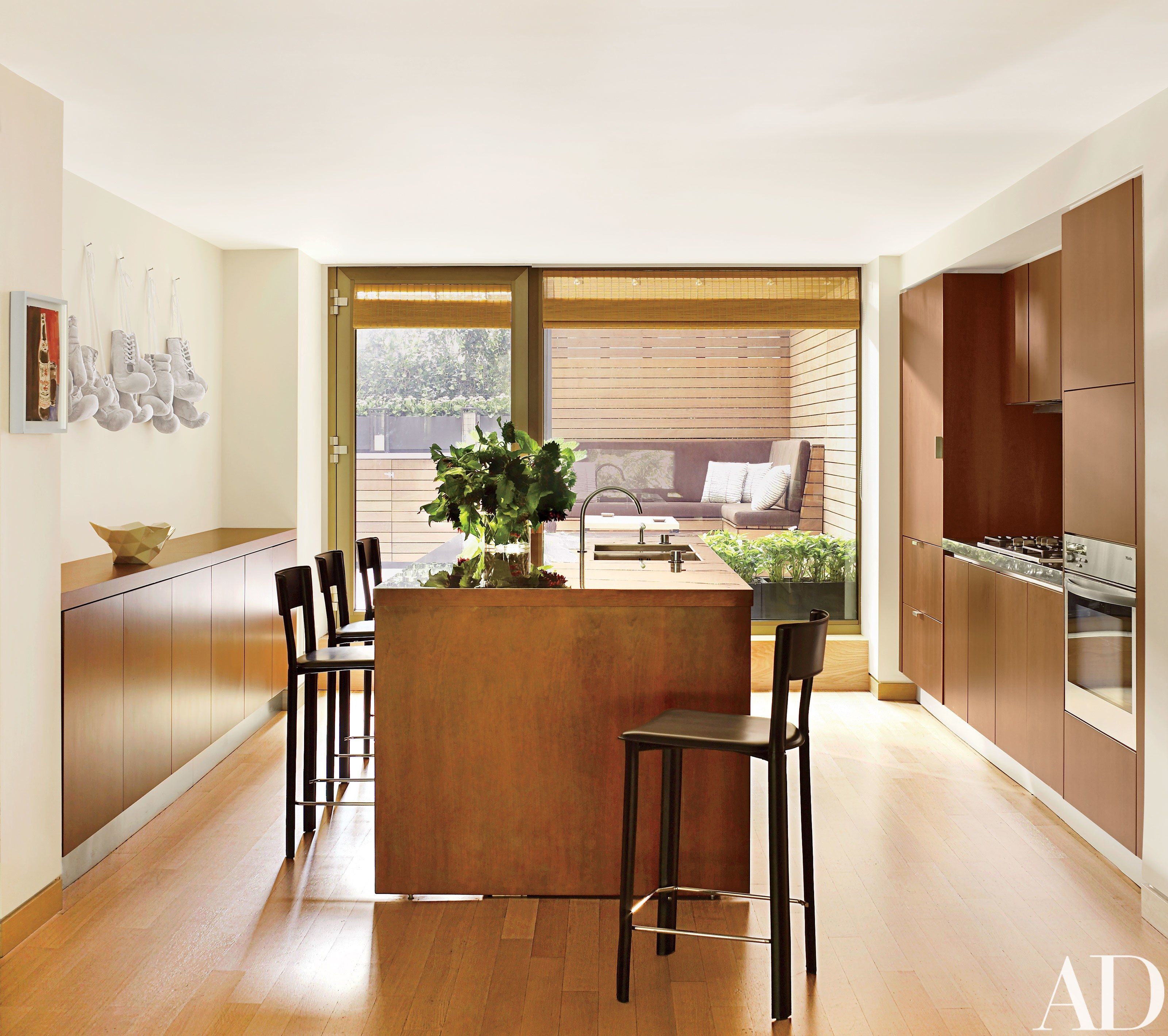 Modern Kitchen Images Architectural Digest john pawson transforms a gramercy park apartment into a coveted