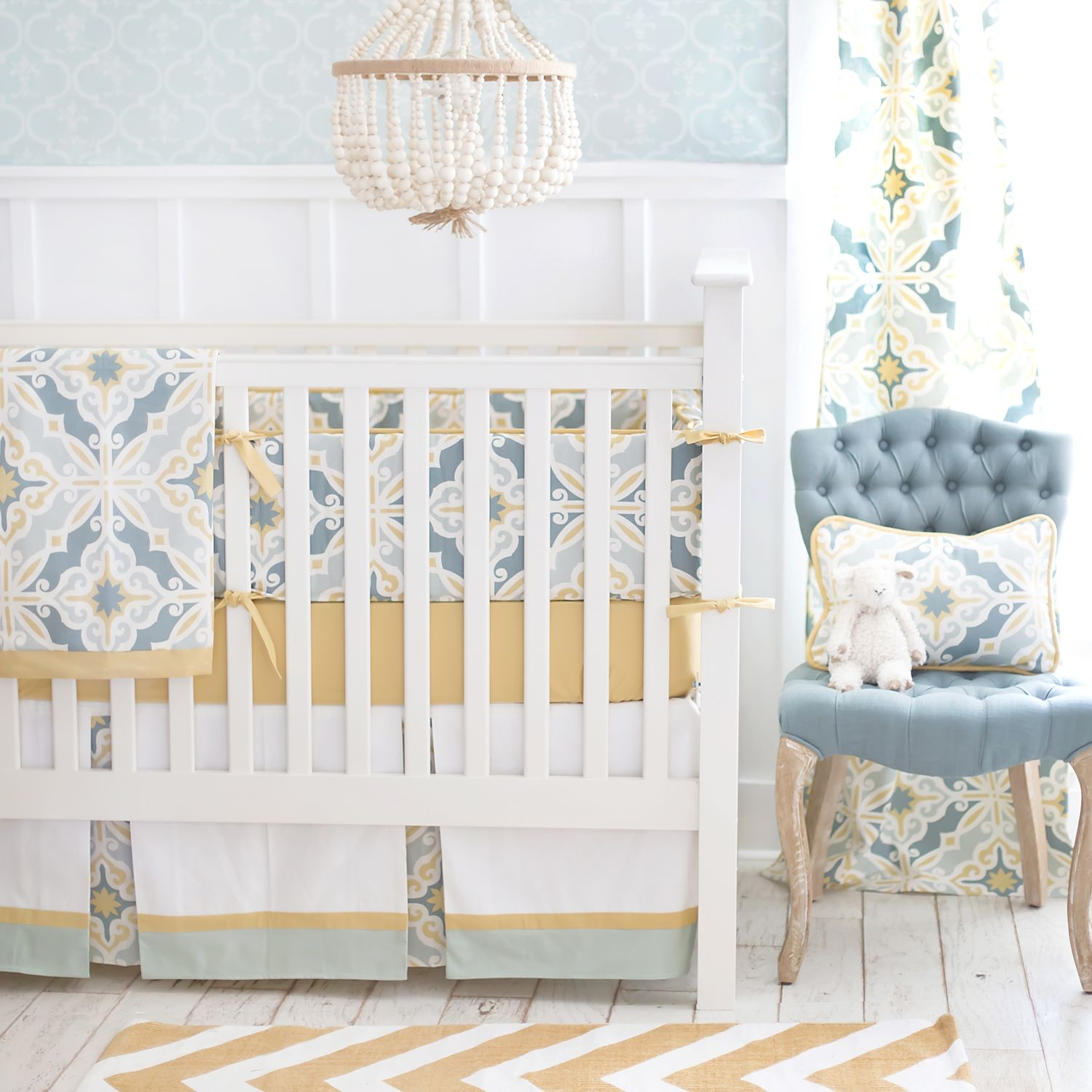 Neutral Gender Baby Bedding