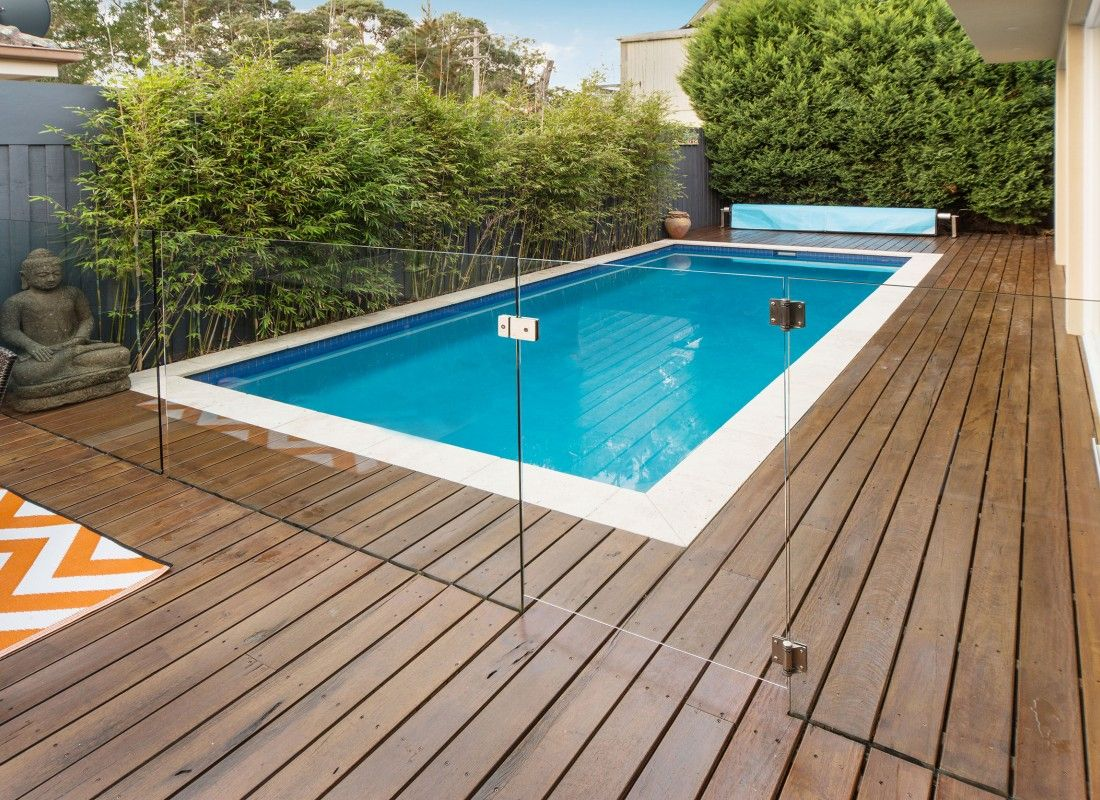 Fully Frameless Glass Pool Fencing Channel System Everton Glass Pool Fencing Glass Pool Pool Fence