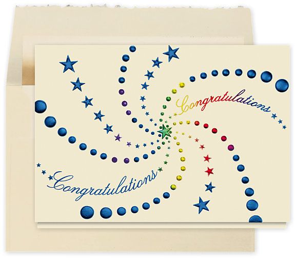 Stellar congratulations greeting card congratulations cards mega stellar congratulations greeting card congratulations cards m4hsunfo