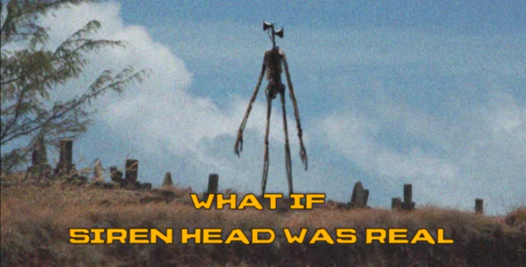 What If Siren Head Was Real Thingtodo In 2020 Siren Headed