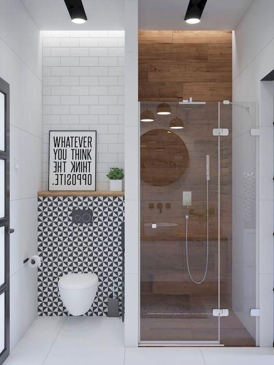 Photo of 50 Stunning Small Bathroom Makeover Ideas