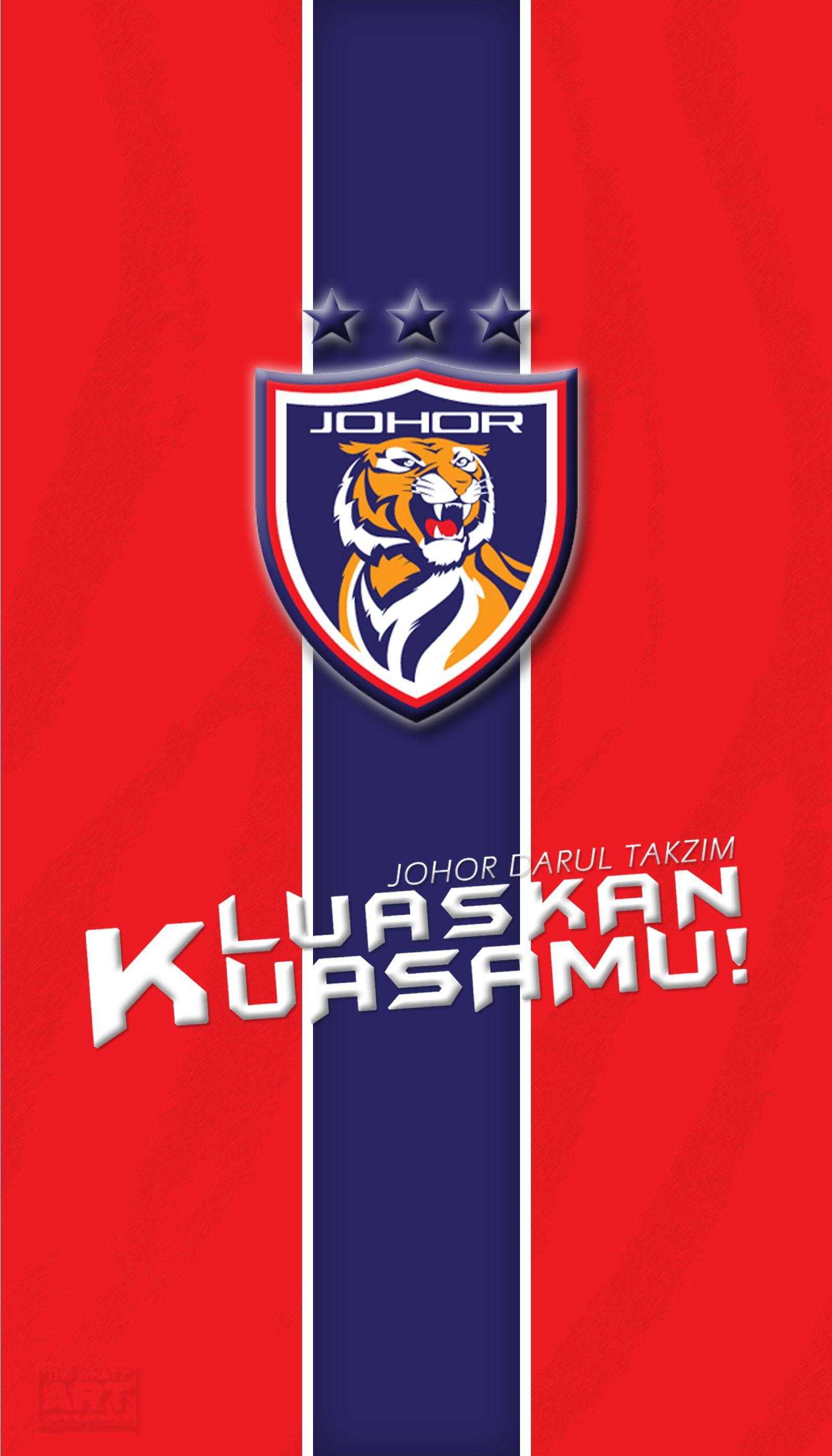 Johor Darul Takzim JDT Logo Wallpaper 20 By TheSYFFL On DeviantArt