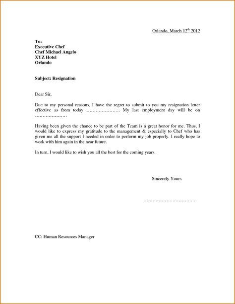 Resignation Letter Samples Pinsantrice Smith On Resign  Pinterest  Resignation Letter And .