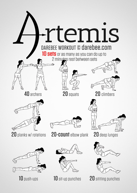 Zeus Workout