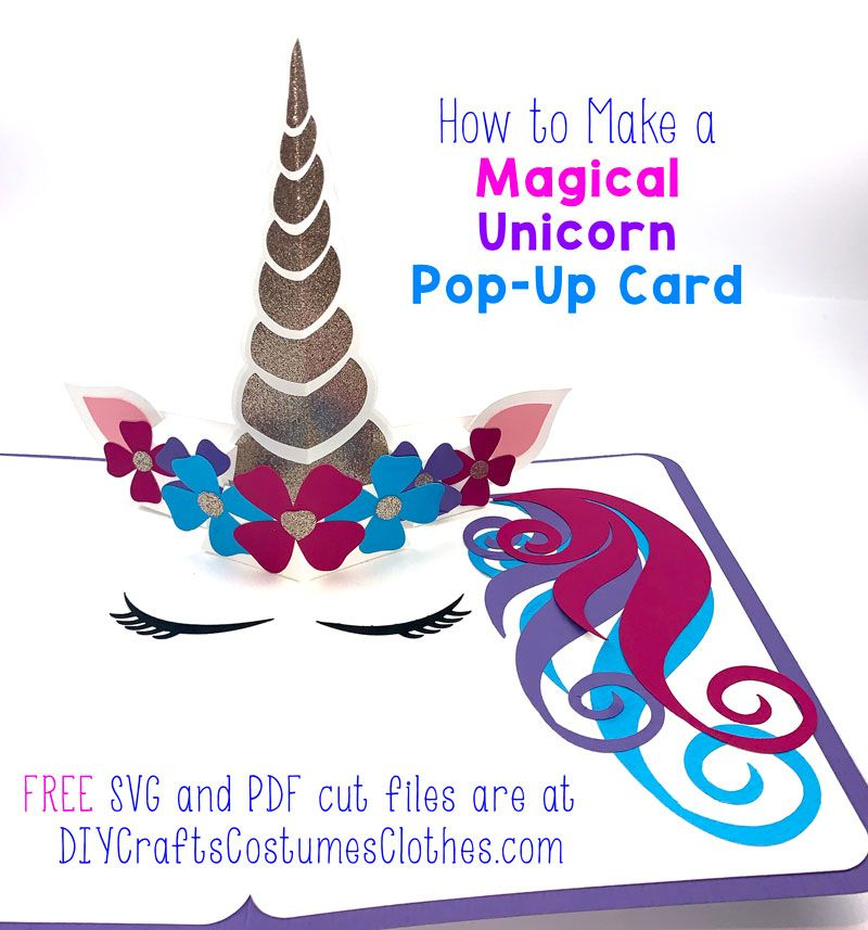 stepbystep tutorial on how to make an easy fun unicorn