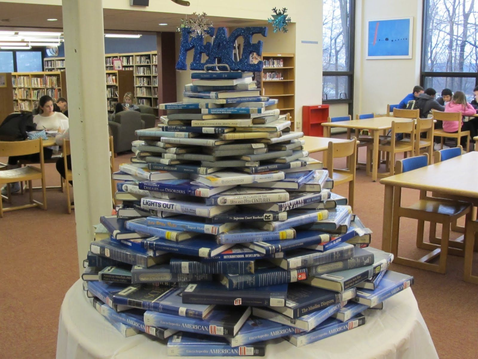 West Essex High School Library West Essex, NJ | Bookish