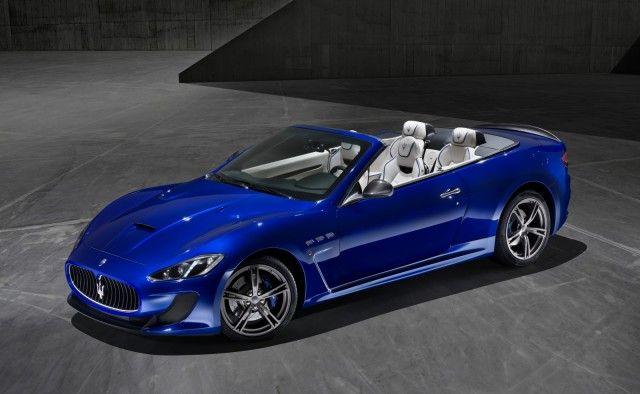 Maserati Granturismo Convertible Centennial Edition Scheduled For