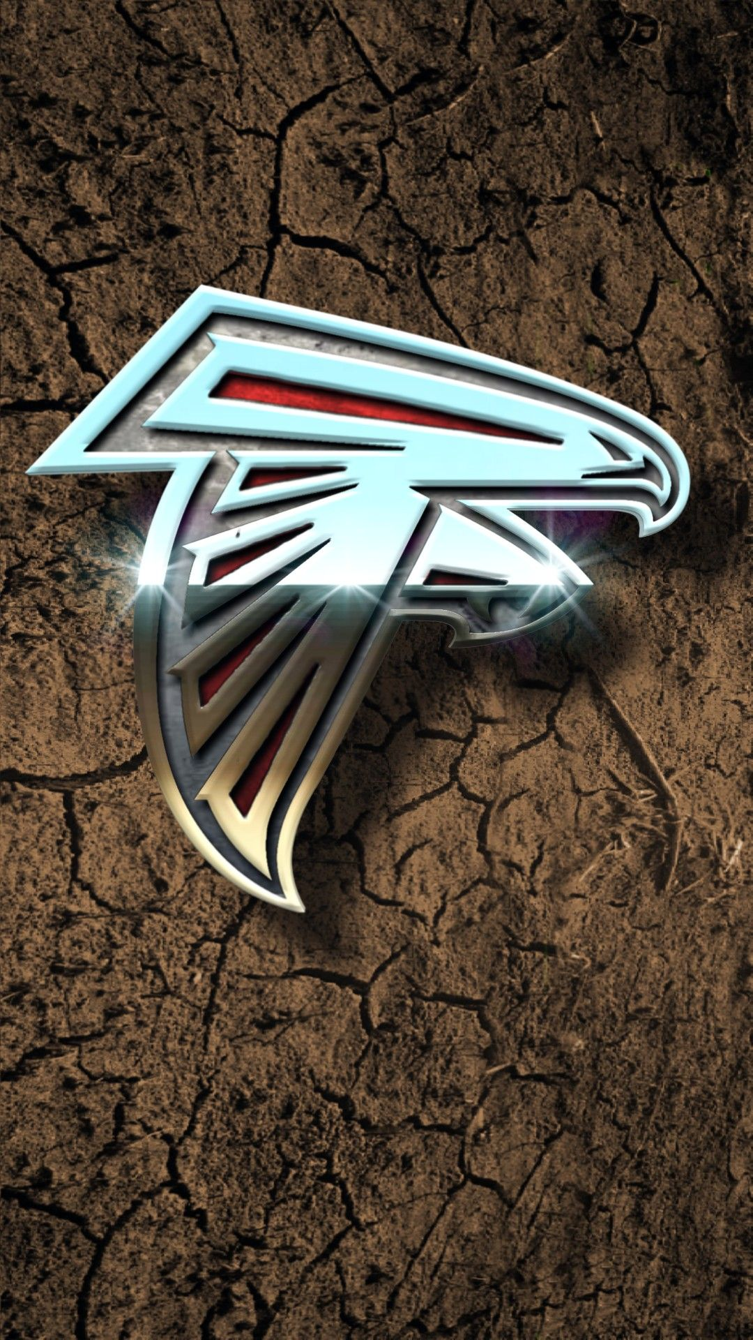 Nfl Atlanta Falcons Logo Wallpaper Atlanta Falcons Wallpaper Atlanta Falcons Football Atlanta Falcons Logo