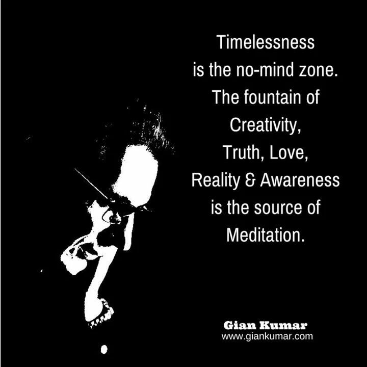 Mind Zones of Thought Awareness