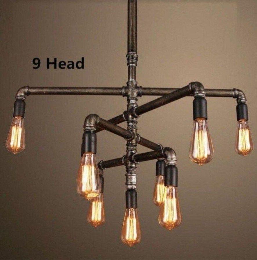 Pin On Pipe Lamp