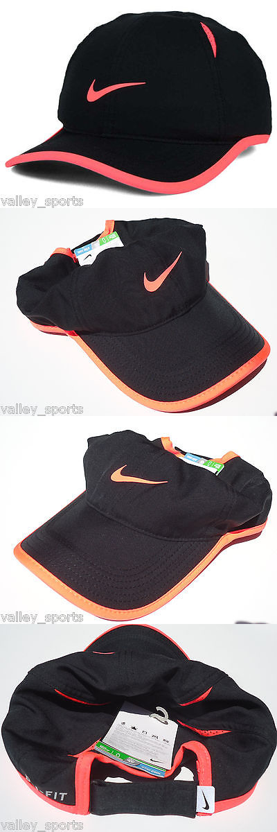 5f8d8ddc8eb705 Hats and Headwear 159160  New! Black Coral  011 Nike Adult Unisex ...