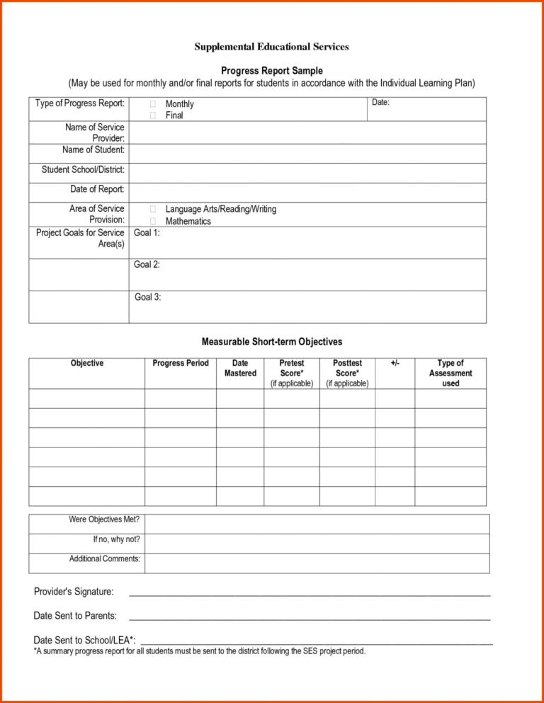 006 Ontario Secondary School Report Card Template High Pertaining To High School Progress Report Templa School Report Card Report Card Template Progress Report