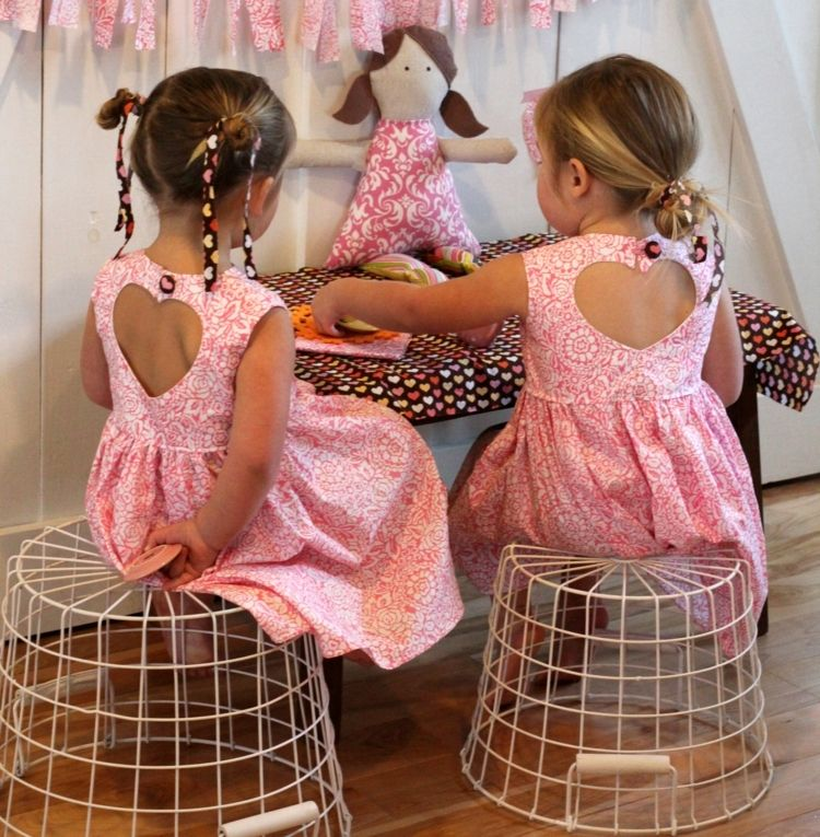 kinderkleidung sch ne kleider f r kleine m dchen n hen pinterest n hen n hen anf nger. Black Bedroom Furniture Sets. Home Design Ideas