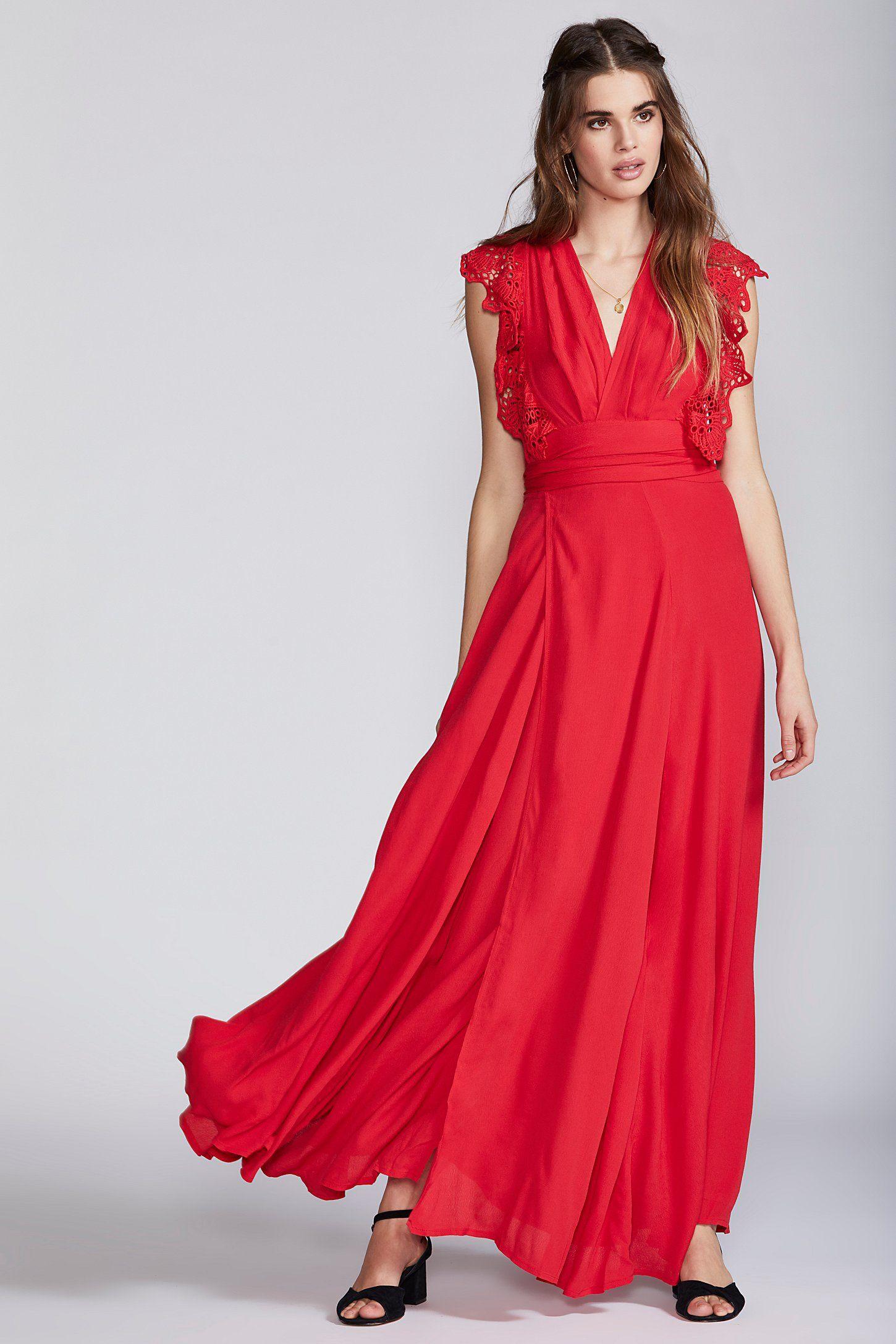 1b6d180f3cb13 Poppy Wrap Maxi Dress | summer style | Maxi wrap dress, Dresses ...
