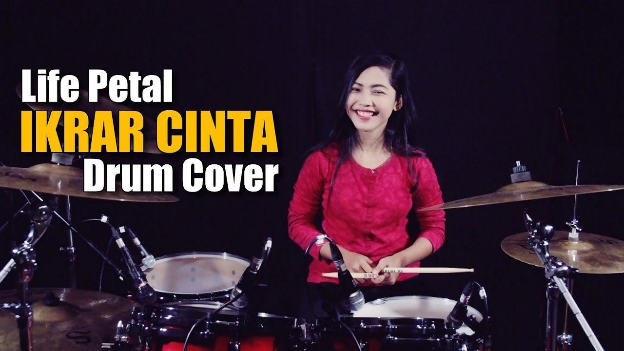 Life Petal Ikrar Cinta Drum Cover By Nur Amira Syahira Drum