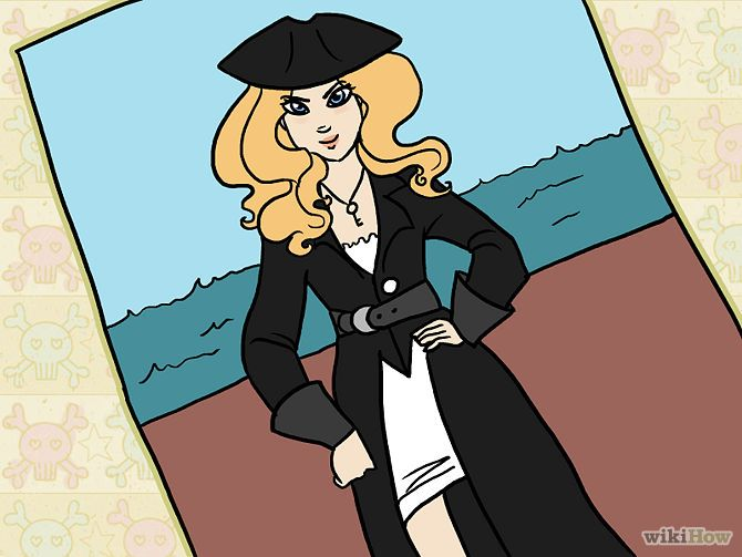 fabriquer un costume de pirate couture pinterest costume de pirate pirate et costumes. Black Bedroom Furniture Sets. Home Design Ideas