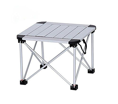 Mccoutdoor Aluminum Folding Chair Super Light Portable Picnic Table Small Table Figure Color 414131cm More Info Could Be Found At The Image Url
