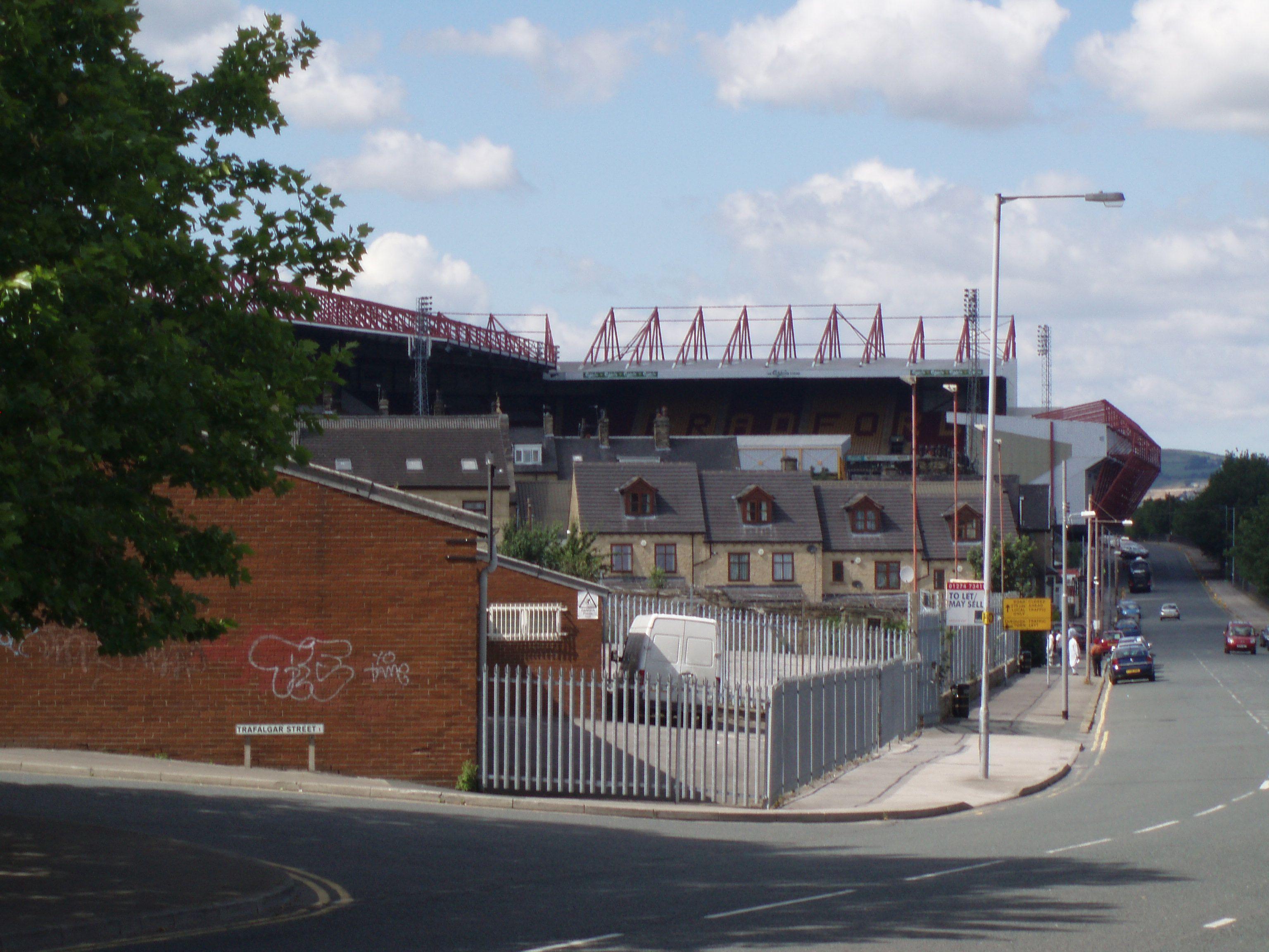 Valley Parade, Bradford City AFC | Bradford city, Bradford ...