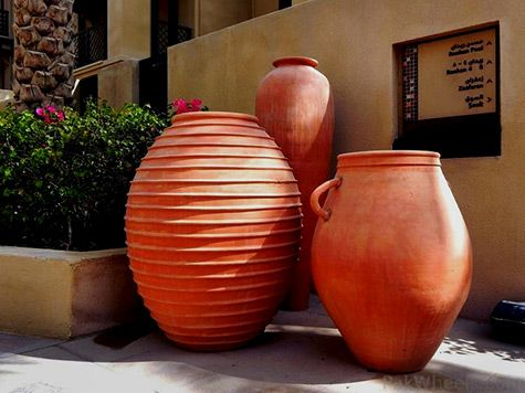 Large Terracotta Pots 475x356