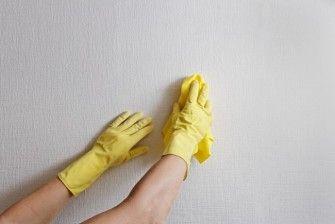 Πώς να καθαρίζετε τους τοίχους χωρίς απορυπαντικό
