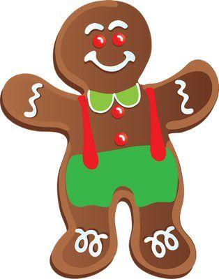 Gingerbread Man activities for preschool and kindergarten aged - gingerbread man template