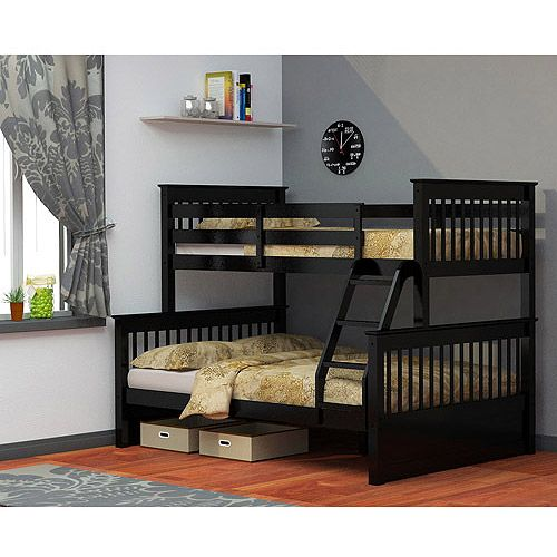 Home Bunk beds, Full bunk beds, Bed