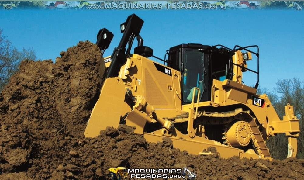 Imágenes de Heavy equipment, Cat bulldozer, Caterpillar