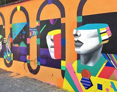 Wall Online Portfolios On Behance Wall Art
