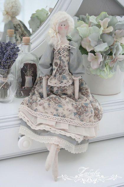 Tilda bonecas artesanais.  Mestres Feira - estilo boneca artesanal Tilda Amelie.  Handmade.