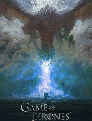 γιατί τα επεισόδια της 8ης σεζόν του Game Of Thrones θα είναι μεγαλύτερα Game Of Thrones Gr Game Of Thrones Poster Watch Game Of Thrones Game Of Thrones Tv