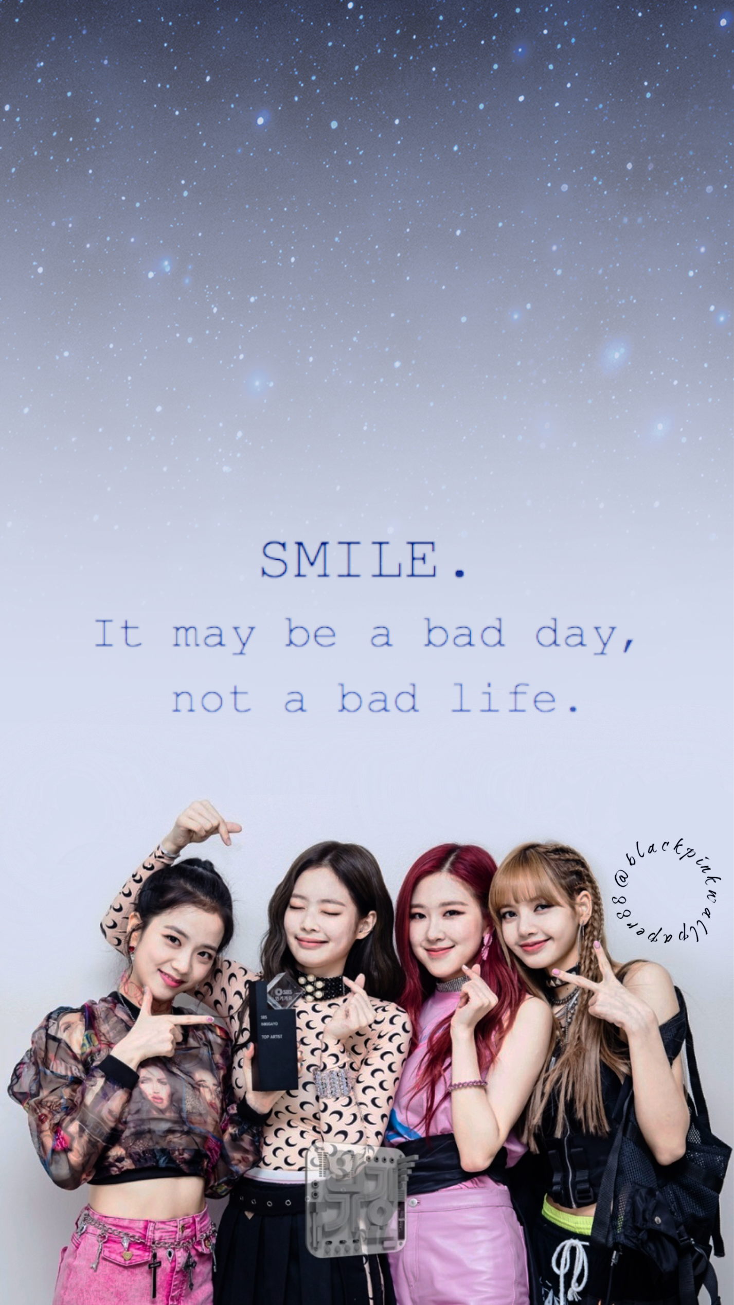 Follow Me On Instagram For More Blackpinkwallpaper88