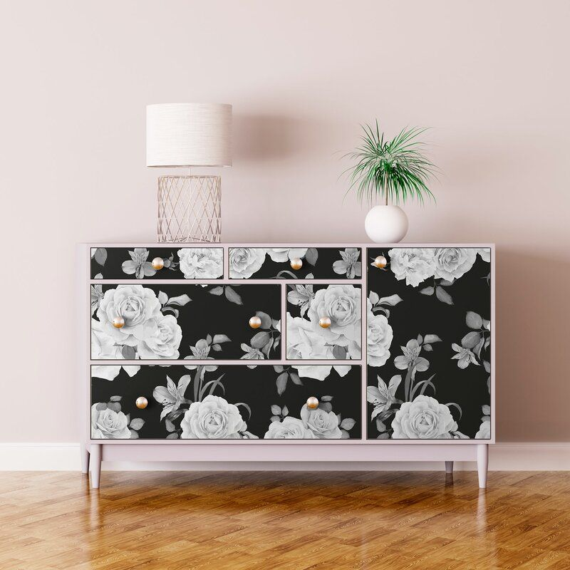 Pate Removable Peel And Stick Wallpaper Panel Peel And Stick Wallpaper Wallpaper Panels Wallpaper Cabinets