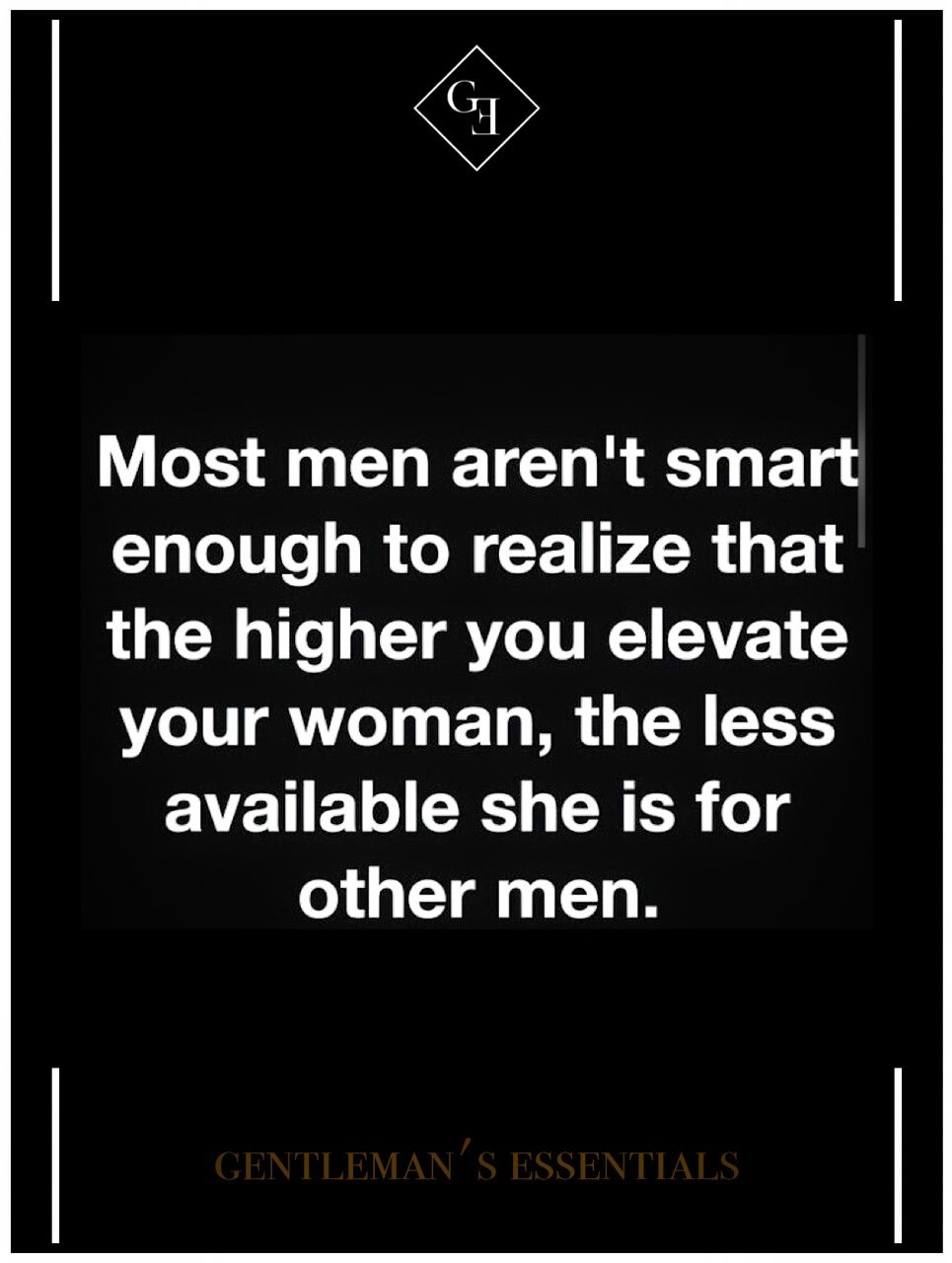 ' — Daily Quote   Gentleman's Essentials