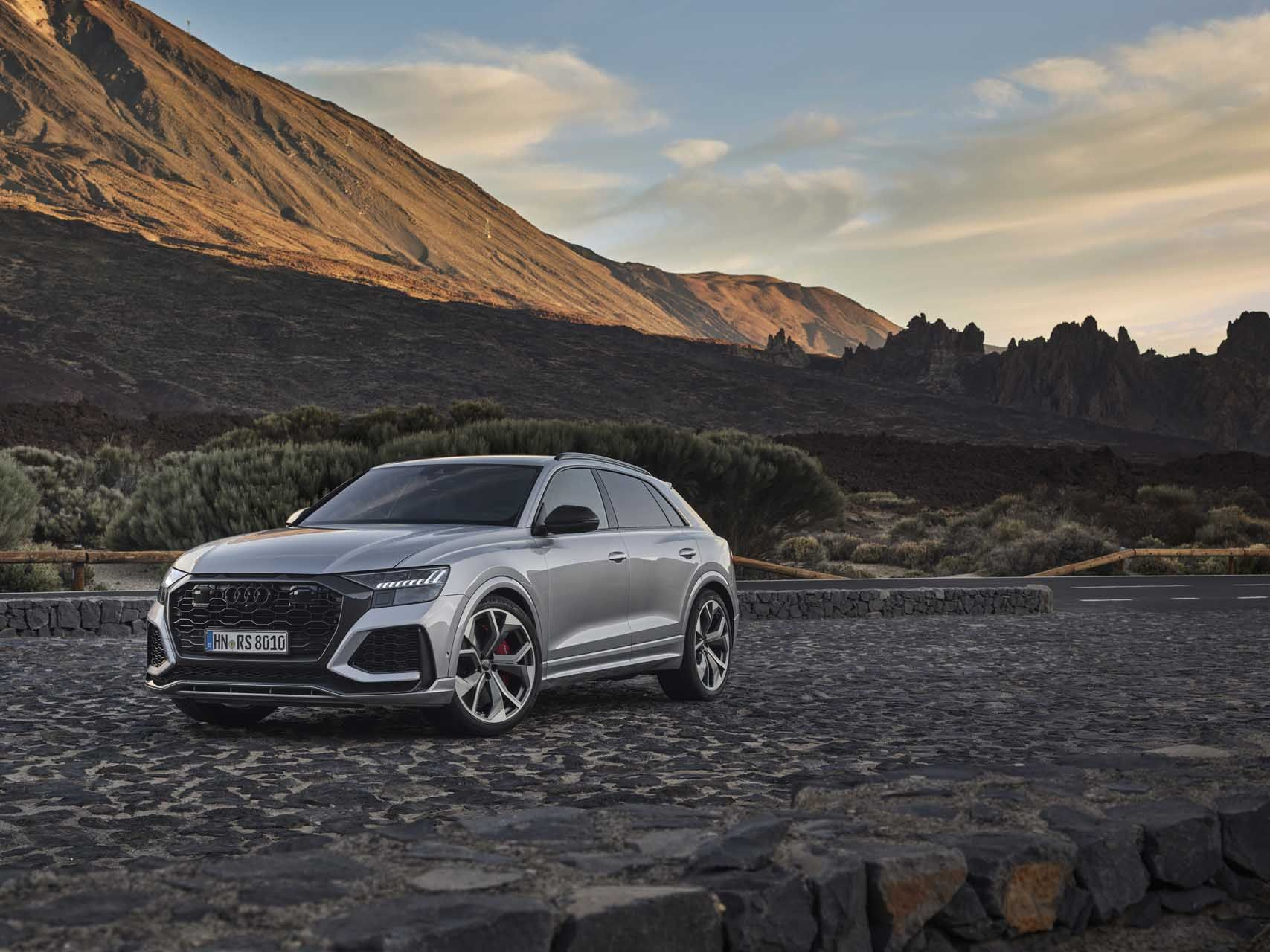 First drive review 2020 Audi RS Q8 rides a wave of