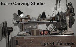 How to Carve Bone Jewelry Tools and Materials How to Carve Bone Jewelry Tools and Materials