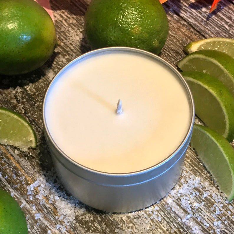 Lime Margarita Candle