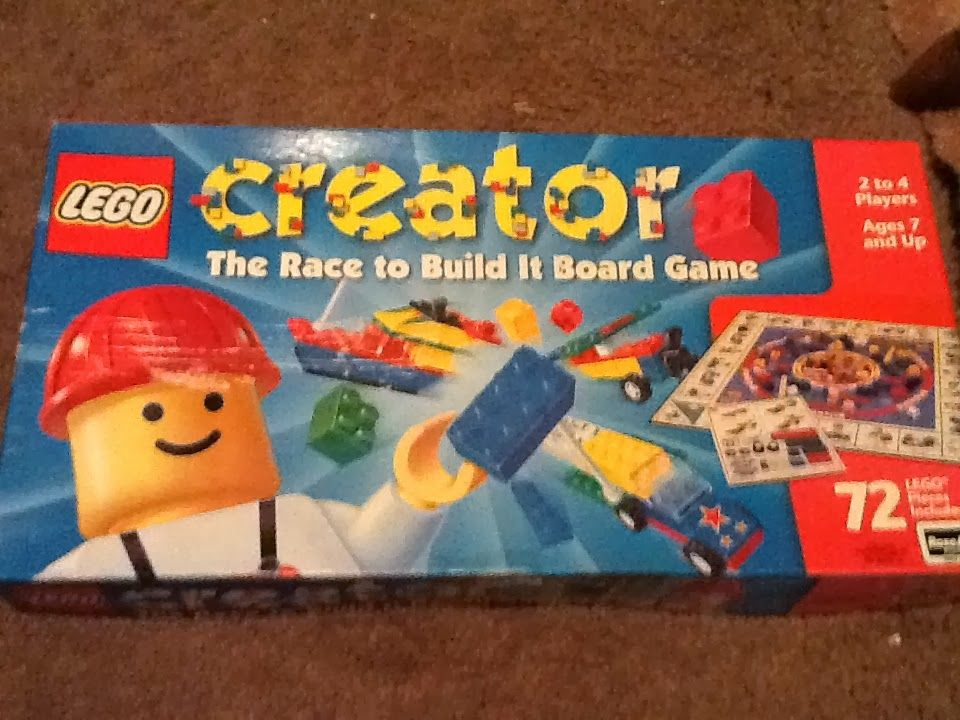 Lego Creator game   Learning Activity Library 3-7 years   Pinterest ...