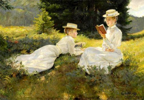 books0977 | Art, Amberg, Painting