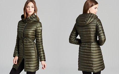 Moncler Barbel Lightweight Down Coat | Jackets for Her | Pinterest ...