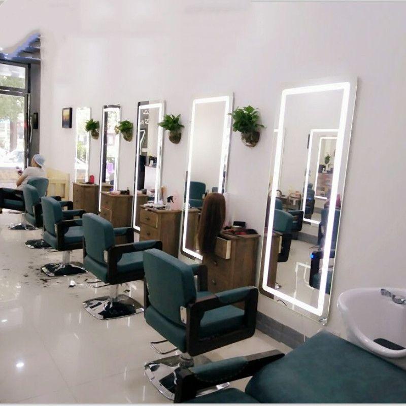 Salon Styling Stations Mirror For Salon Barber Salon Furniture In 2020 Salon Furniture Salon Mirrors Salon Styling Stations