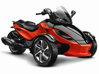 2014 Can-Am® Spyder® RS-S SM5 For sale Stock: Lansing-Detroit-Dealer | U.S. 27 Motorsports & Trailers