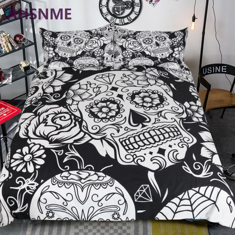 Find More Bedding Sets Information about AHSNME black and white