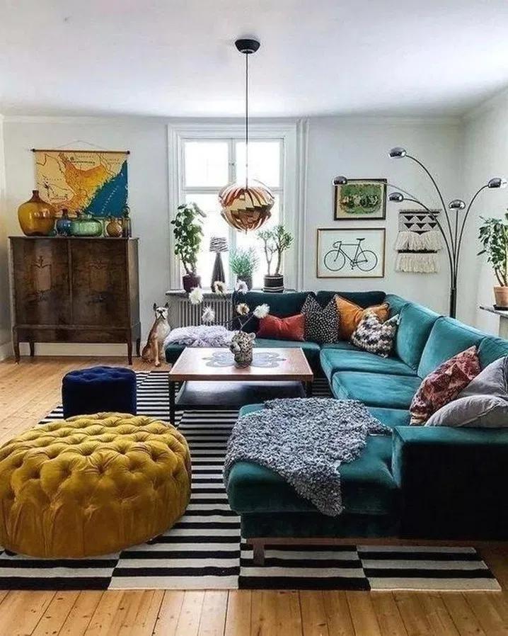 9 Modern Living Room Furniture Sets Ideas 7 Eclectische Woonkamer Interieur Woonkamer Huis Interieur