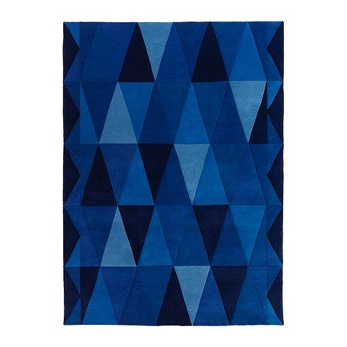 Stockholm Triangel rug at IKEA - $449.00 - I love this and I know it would
