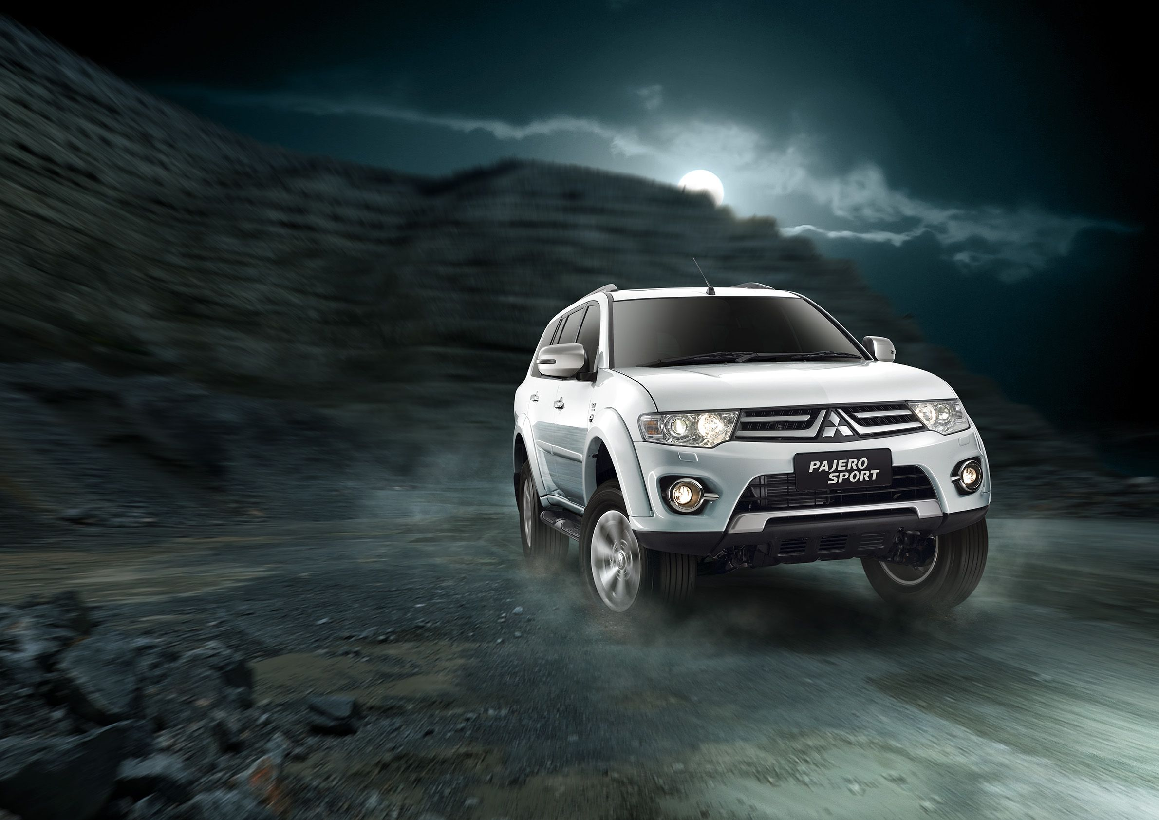 Exceptional Mitsubishi Pajero Sport Wallpaper Background