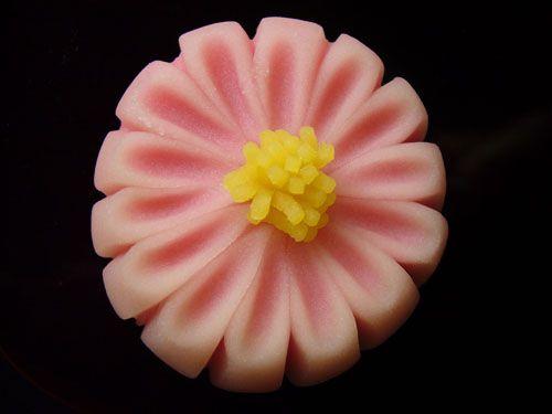 鶴屋吉信「御園菊」